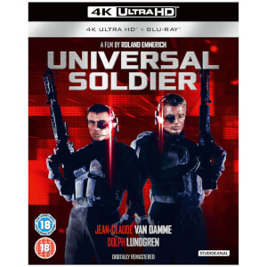 Universal Soldier - 4K Ultra HD