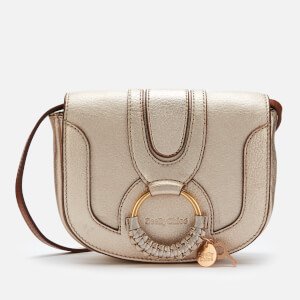 See By Chloé Women's Hana Small Cross Body Bag - Silver