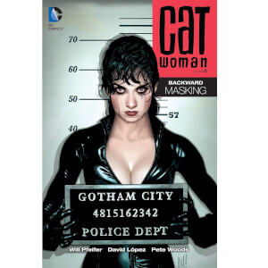 DC Comics Catwoman Trade Paperback Vol. 05 Backward Masking
