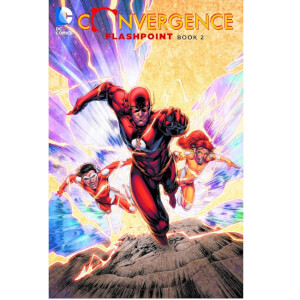 DC Comics Convergence Flashpoint Trade Paperback Book 02