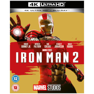 Iron Man 2 - 4K Ultra HD
