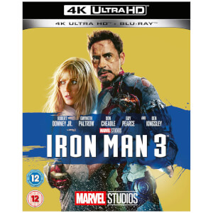 Iron Man 3 - 4K Ultra HD