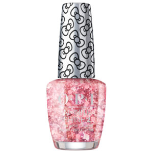 OPI Hello Kitty Limited Edition Nail Polish - Born to Sparkle Infinite Shine 15ml