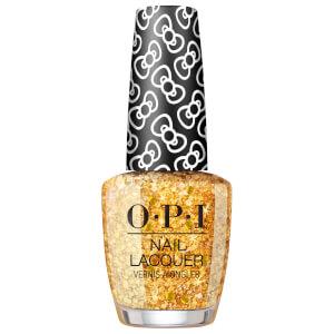 OPI Hello Kitty Limited Edition Nail Polish - Glitter all the Way 15ml