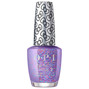 OPI Hello Kitty Limited Edition Nail Polish - Pile on the Sprinkles 15ml