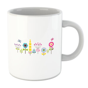 Childish Flowers 1 Mug