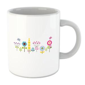 Childish Flowers 1 Mug