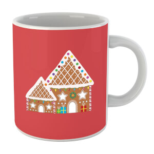 Gingerbread House Three Mug