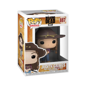 The Walking Dead Judith Funko Pop! Figuur