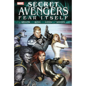 Fear Itself Trade Paperback Secret Avengers