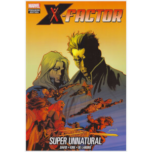 X-Factor Trade Paperback Vol 14 Super Unnatural