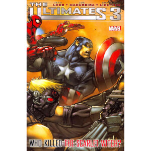 Marvel Ultimates 3 Trade Paperback Who Killed Scarlet Witch New Printing