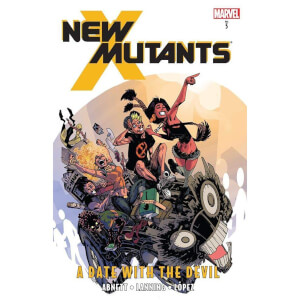 New Mutants Trade Paperback Vol 05 Date With Devil