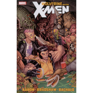 Wolverine And X-men By Jason Aaron Trade Paperback Vol 02