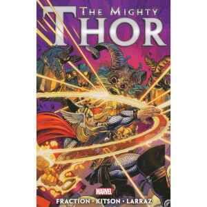 Mighty Thor By Matt Fraction Trade Paperback Vol 03