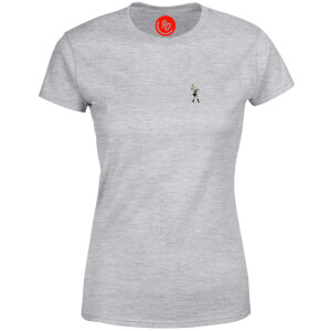Magnificent Magpie Women's T-Shirt - Grey