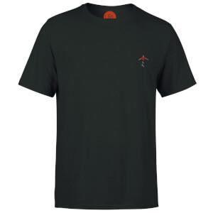 Young Gun On The Block Men's T-Shirt - Black