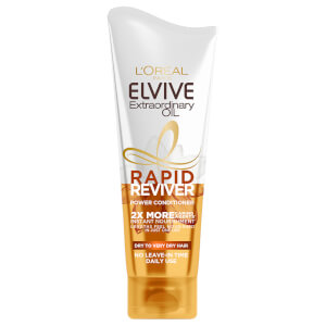 L'Oreal Elvive Rapid Reviver Extraordinary Oil Dry Hair Power Conditioner 180ml