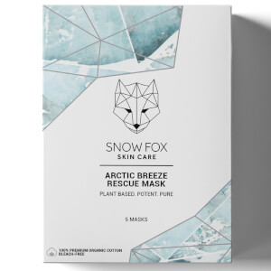 Snow Fox Arctic Breeze Rescue Mask (Set of 5)