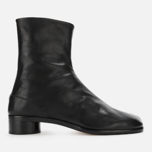 Maison Margiela Men's Tabi Ankle Boots - Black