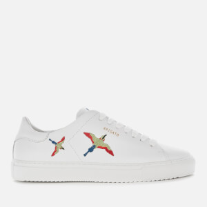 Axel Arigato Women's Clean 90 Bird Leather Cupsole Trainers - White