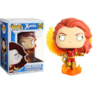 Figurine Pop! Dark Phoenix Avec Flammes EXC - Marvel X-Men