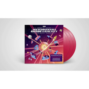 The Hitchhikers Guide To The Galaxy - Primary Phase 3x LP