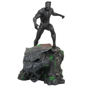 Diamond Select Marvel Milestones Black Panther Movie Statue