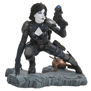 Diamond Select Marvel Premier Domino Comic Statue