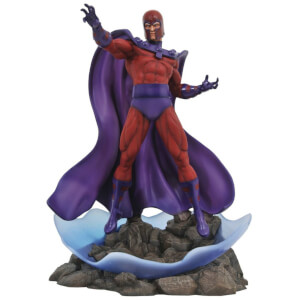 Diamond Select Marvel Premier Magneto Statue