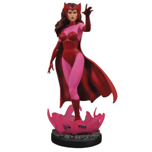 Diamond Select Marvel Premier Scarlet Witch Statue