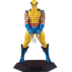 Diamond Select Marvel Wolverine 1974 Collectors Gallery Statue