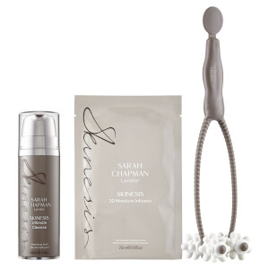 Sarah Chapman Skinesis Ultimate Cleansing and Moisturising Kit (Worth £93.00)
