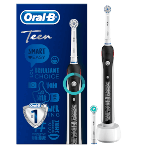 Teen Elektrische Tandenborstel Zwart