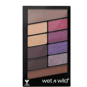 wet n wild coloricon 10 Pan Palette - V.I.Purple 45g