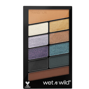 wet n wild coloricon 10 Pan Palette - Cosmic Collision 45g