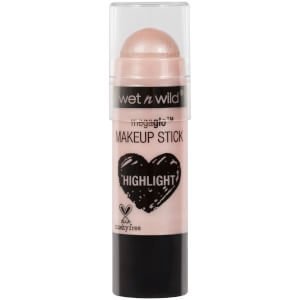 wet n wild megaglo Makeup Stick Highlighter - When the Nude Strikes 6g