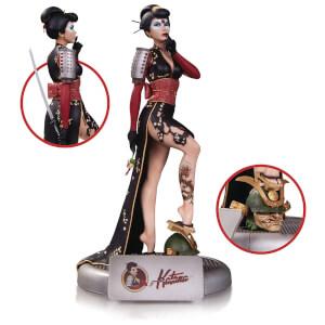 DC Collectibles DC Bombshells Katana Statue