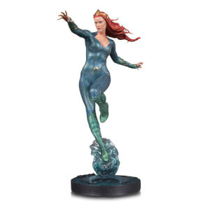 DC Collectibles Aquaman Movie Mera Statue