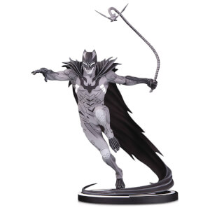 DC Collectibles Batman Black & White Statue By Kenneth Rocafort