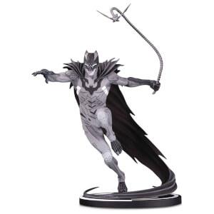 Statuette Batman Black & White par Kenneth Rocafort