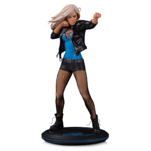 Statuette Black Canary par Joelle Jones – DC Cover Girls