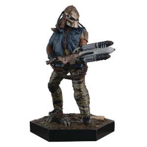 Statuetta di Noland, da Predators, Eaglemoss Figure Collection - 14 cm
