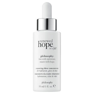 philosophy Renewed Hope In A Jar Dew Concentrate 30ml