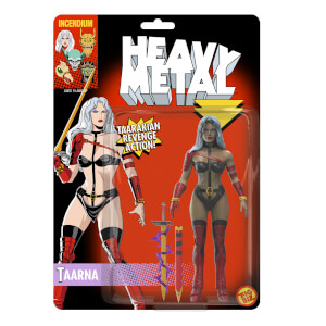 Heavy Metal 'Taarna' FigBiz Action Figure