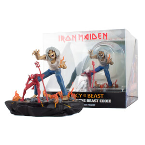 Iron Maiden Legacy of the Beast - Number of the Beast Figure