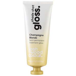Josh Wood Colour Shade Shot Gloss Champagne Blonde Treatment 100ml