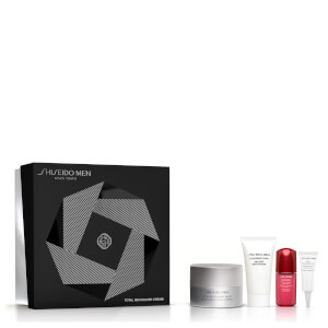 Shiseido Men's Total Revitalizer Holiday Kit