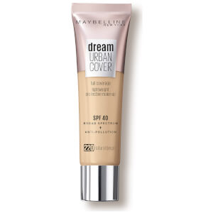 Maybelline Dream Urban Cover Liquid Foundation - Natural Beige