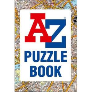 A-Z Puzzle Book - Paperback